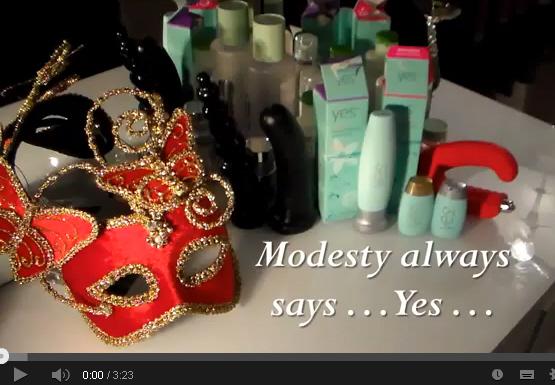 ModestySaysYes
